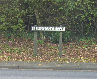 Elenors Grove, Fishbourne