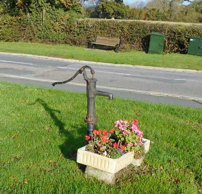 Nettlestone Village Pump