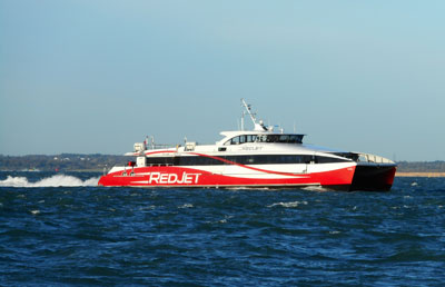 Red Funnel Red Jet 6