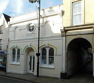 Temperance Hall, Ryde