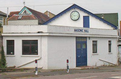 The Pavilion Seaview (aka Masonic Hall)