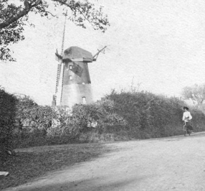 Aldermoor Farm Windmill, Ryde